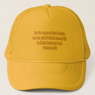 Gift of God Is Eternal Life Trucker Hat