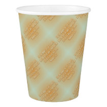 Gift of God is Eternal Paper Cup