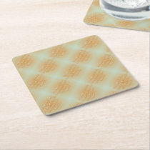 Gift of God is Eternal Square Paper Coaster