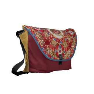 Gift of Gold Messenger Bag
