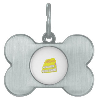 Gift Of Learning Pet Tag
