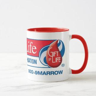 Gift of Life Bone Marrow Foundation Mug
