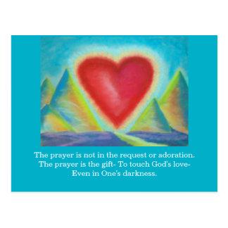 Gift of Prayer postcard
