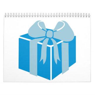 Gift present calendar