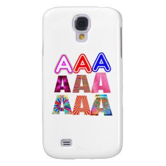 GIFT someone an Aaa Grade: Acknowledge ACHIEVEMENT Galaxy S4 Cover