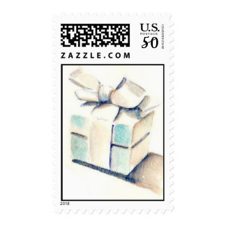 Gift Stamp RSVP