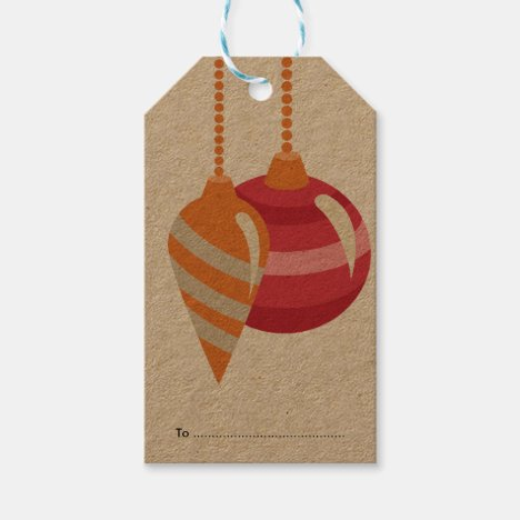Gift Tag - Christmas Ornament