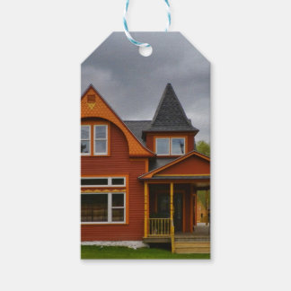 Gift Tag-Victorian Saloon and Distillery Gift Tags