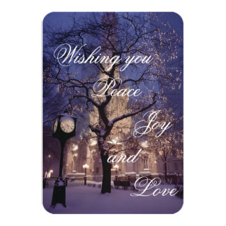 Gift Tag - WinterWondeland Card