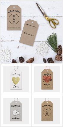 ♥ Gift Tags
