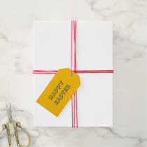 Gift Tags uni Yellow