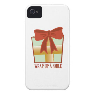 Gift Wrap iPhone 4 Case-Mate Case