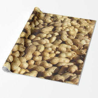 Gift Wrap - Pile of Peanuts