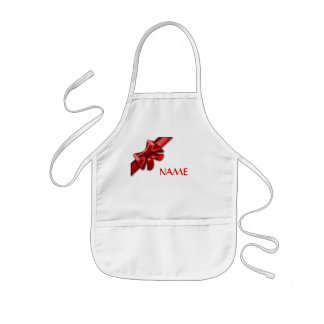 Gift Wrapped Paint Smock! Kids' Apron