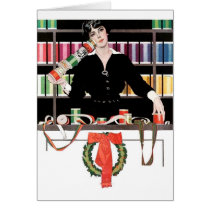 Gift Wrapping Department Card
