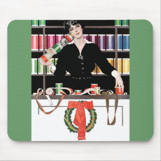 Gift Wrapping Department Mouse Pad