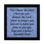 giftbox de Jeremiah 29-11 Cajas De Joyas