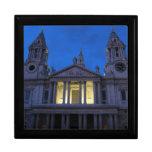 Giftbox de la tarde de la catedral de San Pablo (L Caja De Joyas
