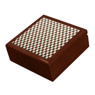 Giftbox fresco de la menta del chocolate del caram caja de recuerdo