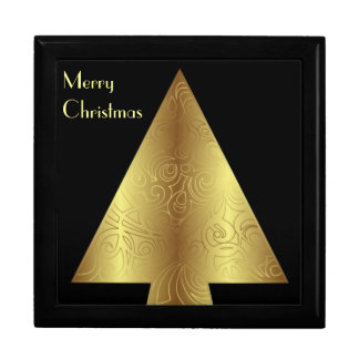 Giftbox Merry Christmas Jewelry Boxes