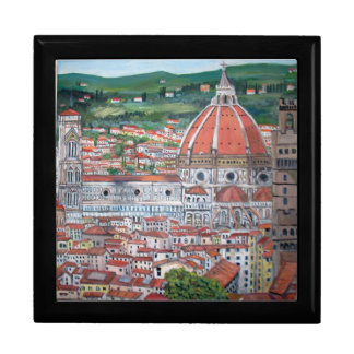 Giftbox of The Duomo of Florence Jewelry Box