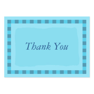 Giftcard Thank You Business Card Templates