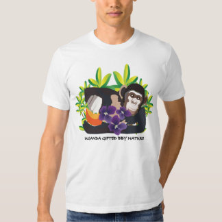 Gifted by nature tee shirts