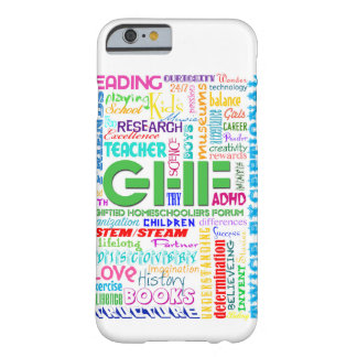 Gifted Homeschoolers Forum Collage Art Barely There iPhone 6 Case