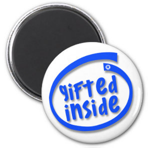 Gifted Inside Magnet