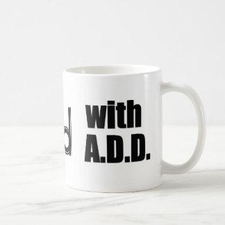 Gifted With ADD Coffee Mug