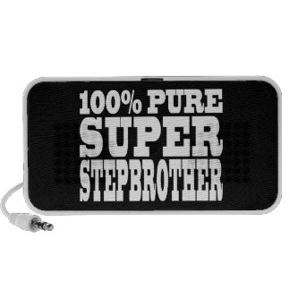Gifts 4 Stepfathers : 100% Pure Super Stepfather Travel Speakers