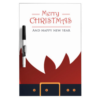 Gifts Christmas/additional of Christmas Dry Erase Board