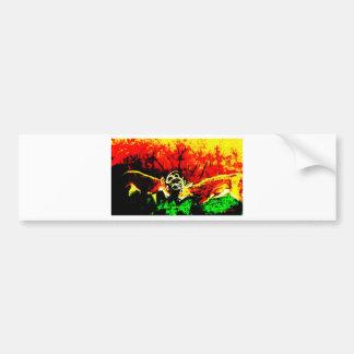 Gifts Featuring Artwork from Jack Lepper Car Bumper Sticker