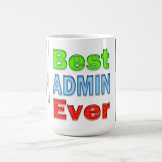 Gifts For Administrative Professionals Classic White Coffee Mug