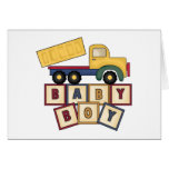 Gifts For Baby Boy Greeting Card