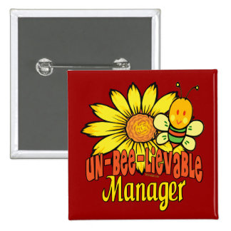 Gifts For Bosses Pinback Button