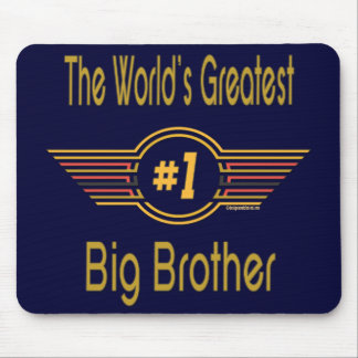 Gifts For Brothers Mouse Pad