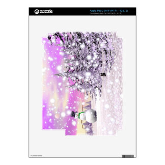 Gifts for Christmas iPad 3 Decals