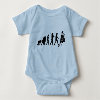 Gifts for cowgirls and ranchers baby bodysuit