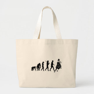 Gifts for cowgirls and ranchers large tote bag