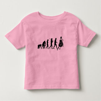 Gifts for cowgirls and ranchers toddler t-shirt