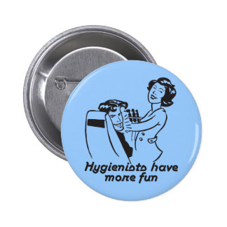 Gifts for Dental Hygienists Button