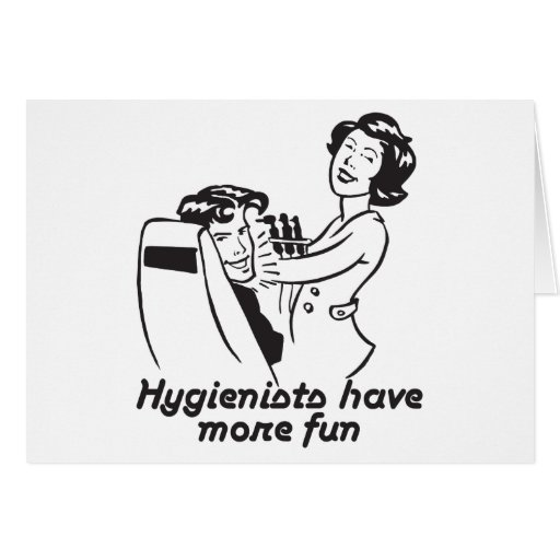 Gifts for Dental Hygienists Card