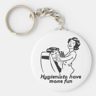 Gifts for Dental Hygienists Key Chains