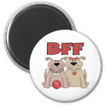 Gifts For Dog Lover Fridge Magnet