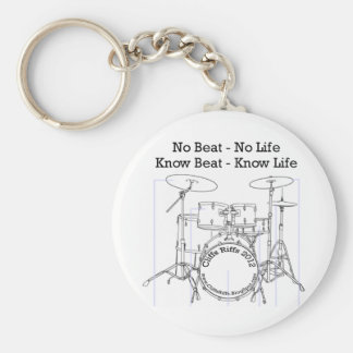 Gifts for Drummers, Musicians, and Dancers Key Chains