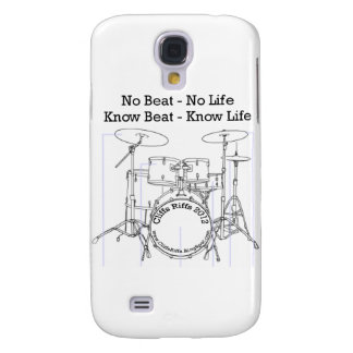 Gifts for Drummers, Musicians, and Dancers Samsung S4 Case