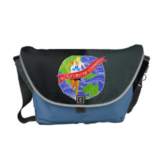 Gifts for Father's day or his birthday Courier Bag