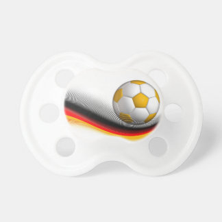 Gifts for German Football Soccer Lovers Pacifier