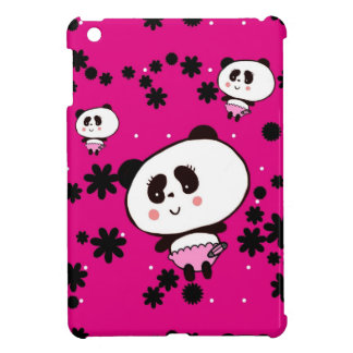 Gifts for Girls Cute Pandas Bears Personalized Case For The iPad Mini